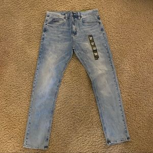 NWT Empyre Verge tapered skinny jean Sz 32